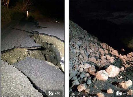 Hinh anh do nat kinh hoang sau tran dong dat manh 7,8 do Richter o New Zealand - Anh 9