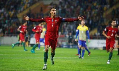 Ronaldo: Lap sieu pham nhung da 11m te - Anh 1