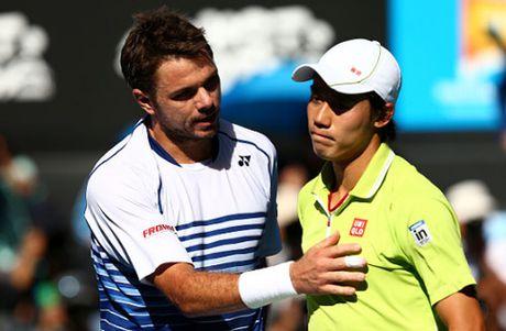 Tennis, ATP Finals ngay 2: Thu hung Wawrinka - Nishikori - Anh 1