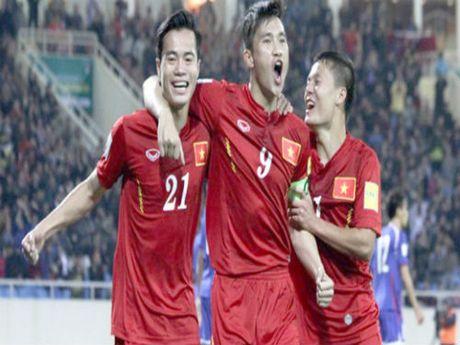 "DT Viet Nam: ""Dac san"" de tranh ngoi vua AFF Cup 2016 - Anh 1"