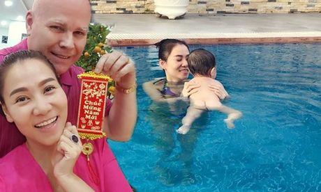 Nhung my nhan Viet 'kem sac' nhung van lay duoc chong Tay dai gia - Anh 7