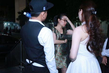 Cam Ly, Dan Truong cang thang tap luyen cho hoc tro sau 'song gio' - Anh 1