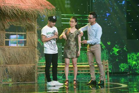 Cam Ly, Dan Truong cang thang tap luyen cho hoc tro sau 'song gio' - Anh 4