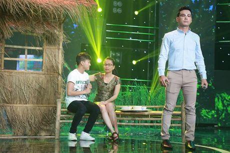 Cam Ly, Dan Truong cang thang tap luyen cho hoc tro sau 'song gio' - Anh 5