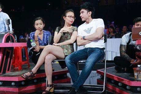 Cam Ly, Dan Truong cang thang tap luyen cho hoc tro sau 'song gio' - Anh 7