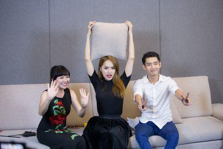 Huong Giang Idol he lo 'tinh cu' la vu cong dien trai Quang Dang - Anh 10