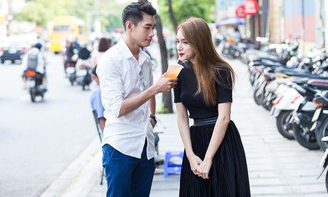 Huong Giang Idol he lo 'tinh cu' la vu cong dien trai Quang Dang - Anh 1