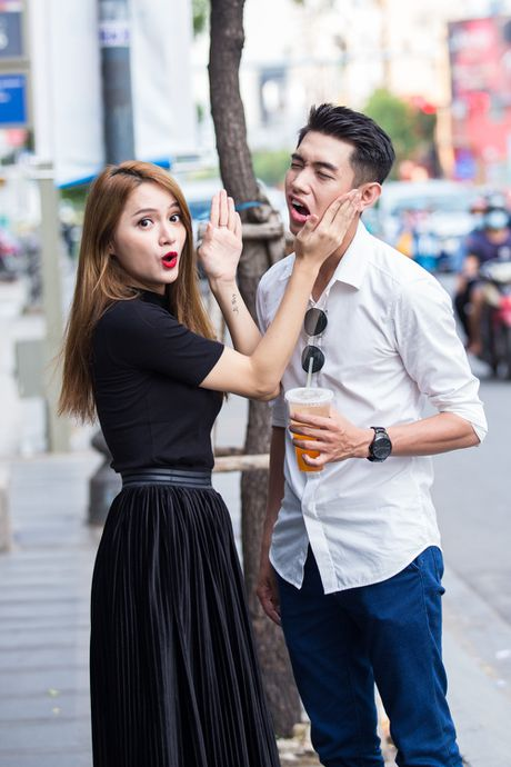 Huong Giang Idol he lo 'tinh cu' la vu cong dien trai Quang Dang - Anh 2
