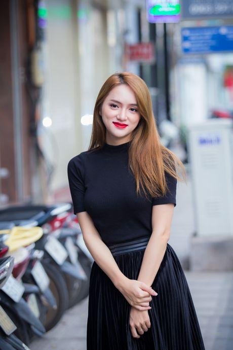 Huong Giang Idol he lo 'tinh cu' la vu cong dien trai Quang Dang - Anh 5