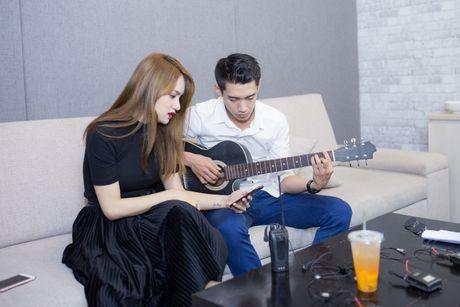 Huong Giang Idol he lo 'tinh cu' la vu cong dien trai Quang Dang - Anh 6