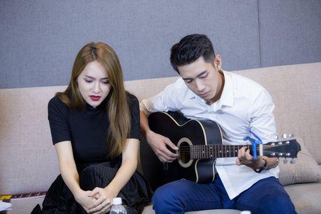 Huong Giang Idol he lo 'tinh cu' la vu cong dien trai Quang Dang - Anh 8