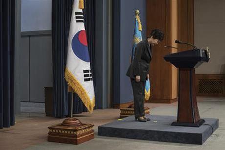 Han Quoc se tham van Tong thong Park Geun-hye - Anh 1