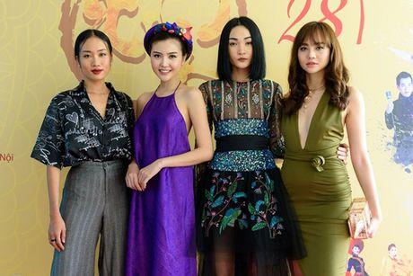 Dan 'sao' Viet hoi tu trong 'Duyen dang Viet Nam' lan thu 28 - Anh 1
