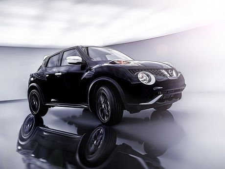 An tuong phien ban Nissan Juke Black Pearl Edition - Anh 1