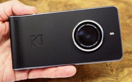 Can canh smartphone chup anh hoai co Kodak Ektra - Anh 16