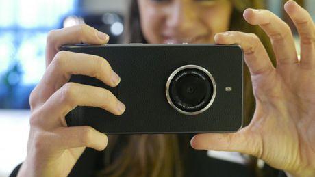 Can canh smartphone chup anh hoai co Kodak Ektra - Anh 1