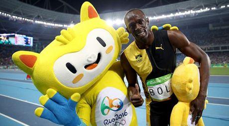 Usain Bolt va giac mo gia nhap bay Quy do - Anh 1