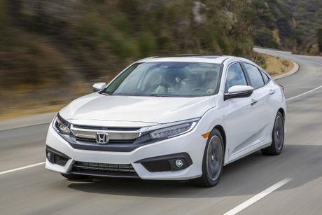 5 diem khac giua Honda Civic sedan va hatchback - Anh 1