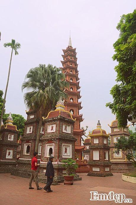 Ngay Ram ghe tham mot trong nhung ngoi chua dep nhat the gioi tai Viet Nam - Anh 10