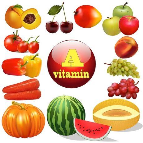 Nhung bieu hien khi tre thieu vitamin - Anh 1