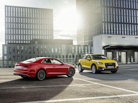 Hang 'hot' Audi Q2 sap ban tai Viet Nam nhan giai thuong cao quy o chau Au - Anh 1