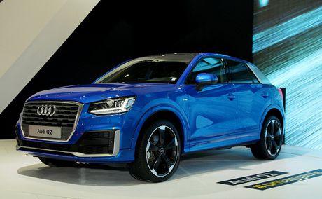 Hang 'hot' Audi Q2 sap ban tai Viet Nam nhan giai thuong cao quy o chau Au - Anh 2