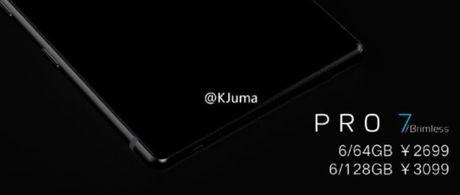 Smartphone khong vien Meizu Pro 7 gia gan 10 trieu? - Anh 18