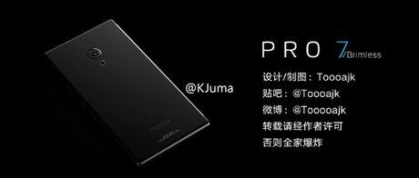 Smartphone khong vien Meizu Pro 7 gia gan 10 trieu? - Anh 2