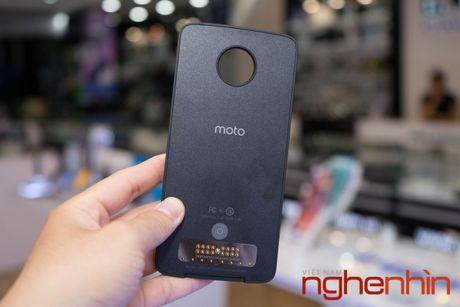 Tren tay loat module may anh, may chieu 'hang doc' cho Moto Z - Anh 13