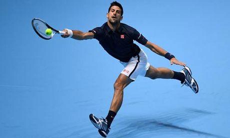 Djokovic nguoc dong truoc Thiem - Anh 1