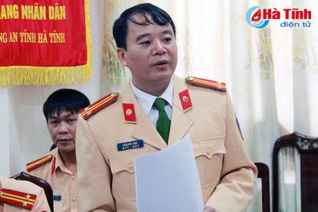Xu ly nghiem cac vi pham ATGT, nhat la trong dip Tet Nguyen dan - Anh 2