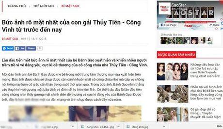 Con sao Viet duoc 'ngam thia vang' tu be lieu co sung suong? - Anh 28