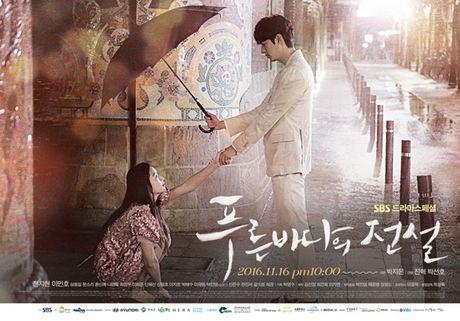 Ly do khien 'bom tan' cua Lee Min Ho va Jun Ji Hyun vuot qua 'Hau due mat troi' - Anh 1