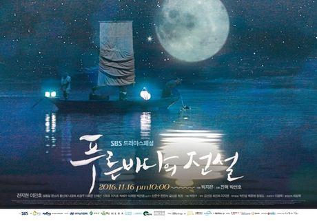 Ly do khien 'bom tan' cua Lee Min Ho va Jun Ji Hyun vuot qua 'Hau due mat troi' - Anh 2
