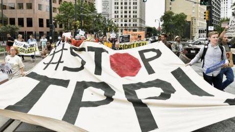 TPP - Mot lua chon kho khan cua nuoc My - Anh 2