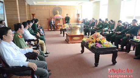 Dai ta Ha Tan Tien giu chuc vu Pho Tu lenh Quan khu 4 - Anh 1