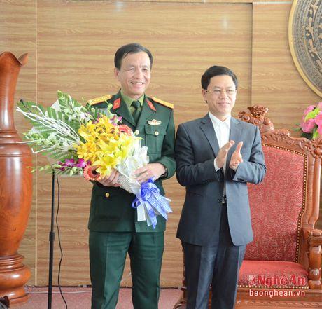 Dai ta Ha Tan Tien giu chuc vu Pho Tu lenh Quan khu 4 - Anh 2