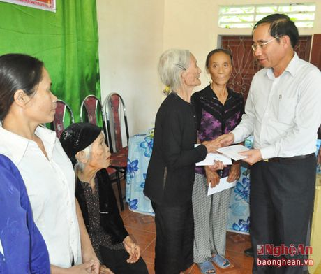 Pho Chu tich HDND tinh Hoang Viet Duong du ngay hoi dai doan ket tai Do Luong - Anh 5