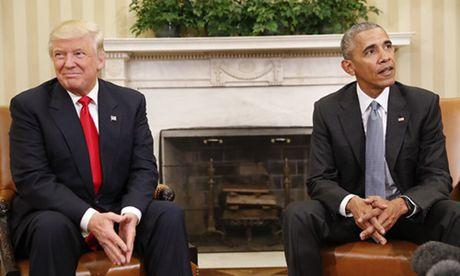 Donald Trump duoc chuyen giao quyen luc tong thong the nao? - Anh 1