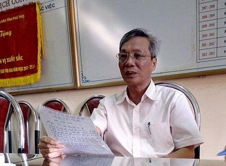 Truong Tieu hoc Van Co - Viet Tri, Phu Tho: Phong giao duc chi ra nhieu khoan thu trai quy dinh phap luat - Anh 1