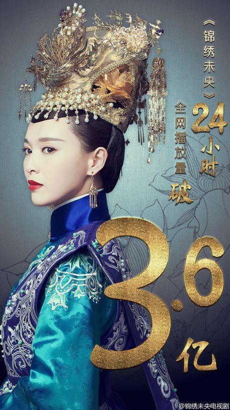 Duong Yen dien xuat tien bo, 'Cam Tu Vi Uong' gay tranh cai nhung van thu ve rating 'khung' - Anh 1