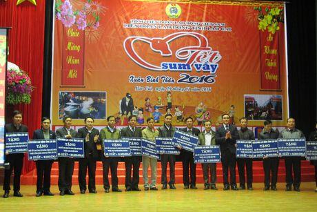 LDLD tinh Lao Cai: 65 nam xay dung, doi moi va phat trien - Anh 1