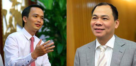 Phien sang 14/11: Ong Trinh Van Quyet vuot qua ong Pham Nhat Vuong thanh nguoi giau nhat san chung khoan - Anh 1
