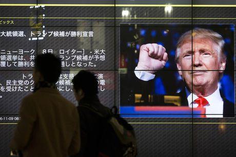 """Ong Trump thang cu, chau A """"thua cuoc""""? - Anh 1"""