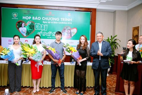 "Gamuda Land cong bo chuong trinh ""Chay vi trai tim 2016"" tai Ha Noi - Anh 1"