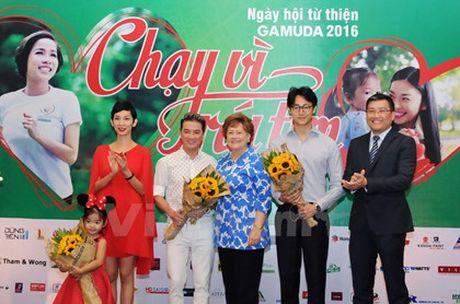 "Gamuda Land cong bo chuong trinh ""Chay vi trai tim 2016"" tai Ha Noi - Anh 3"