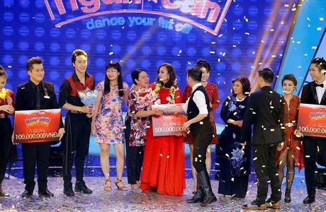 'Bong hong lai' To To dang quang 'Buoc nhay ngan can 2016' - Anh 12