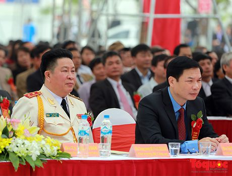 Tuong linh Bo Cong an, Quoc phong ve tham truong xua - Anh 3