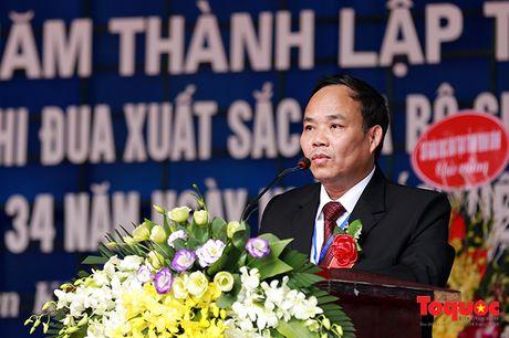 Tuong linh Bo Cong an, Quoc phong ve tham truong xua - Anh 6