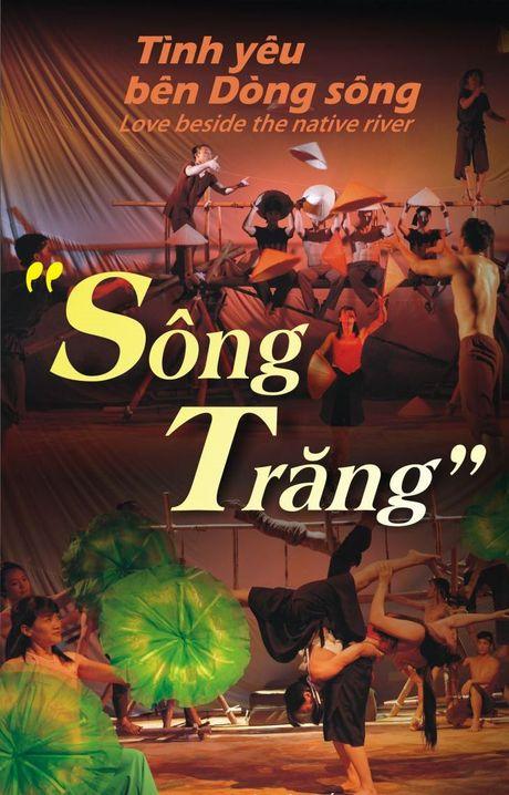 Vo xiec 'Song Trang' ket hop nhieu loai hinh nghe thuat - Anh 1